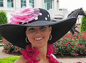 Kentucky Derby and Fascinator Hats 9de0182ecd45