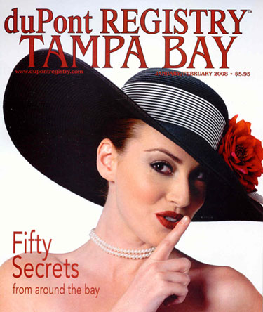 Hat-A-Tude featured on duPont Registry Tampa Bay