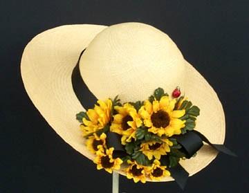 Wheat Panama/Sunflower