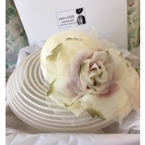 Ivory Sheer Off-Face-Rose