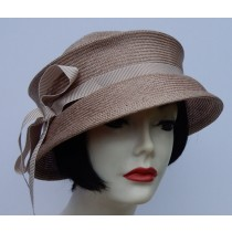Light Brown Travel Hat