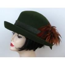Loden Breton- Feathers