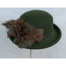 Loden Derby/ Pheasant Feather