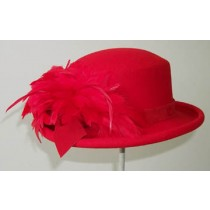 Red Derby/ Red Feather