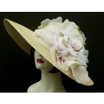 "Natural Milan 5.5"" Picture/XL Ivory Rose"